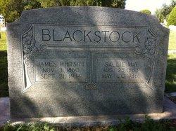 Mrs. Sallie Blackstock