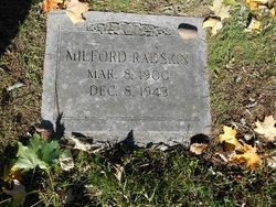 Milford L. Radskin