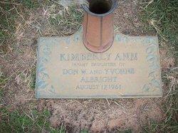 Kimberly Ann Albright