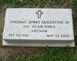 Thomas James Tommy Augustine, Jr