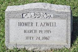 Homer Felix Azwell