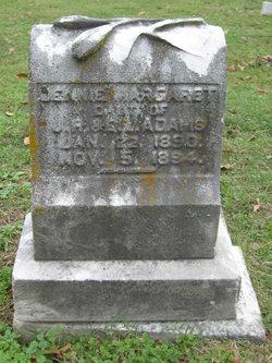 Jennie Margaret Adams