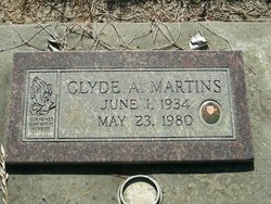 Clyde Alfred Martins