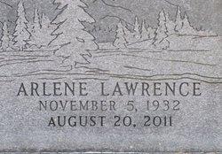 Arlene Jane <i>Lawrence</i> Doggett