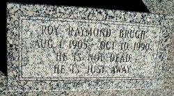 Roy Raymond Ray Brugh