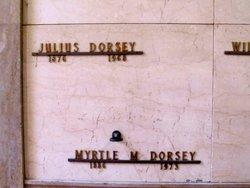 Julius A Dorsey