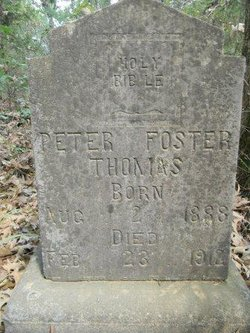 Peter Foster Thomas