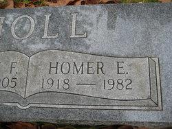 Homer E. Holl