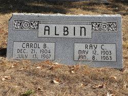 Carol Bernice <i>Smith</i> Albin