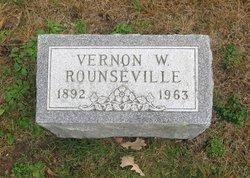 Dr Vernon Walker Rounseville