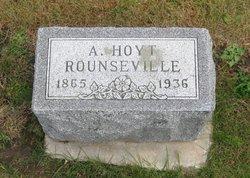 Albert E Hoyt Rounseville