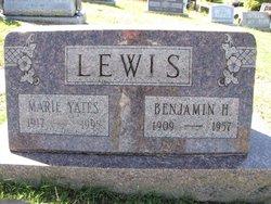 Benjamin H Lewis