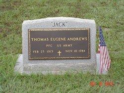 Thomas Eugene Andrews