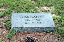 Clyde McCrary