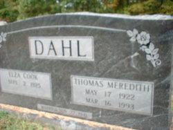 Thomas Meredith Dahl