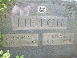 Ferdonia Estelle <i>Meers</i> Lietch