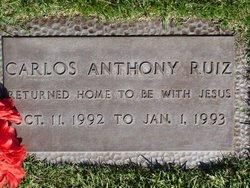 Carlos Anthony Ruiz