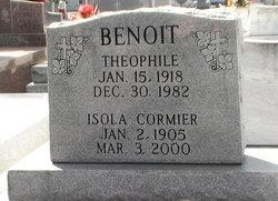 Isola Beulah <i>Cormier</i> Benoit