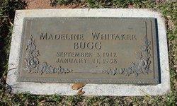 Madeline Ervena Linda <i>Whitaker</i> Bugg