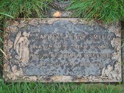 Barbara A <i>Wallis</i> Smith