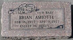 Brian William Amiotte