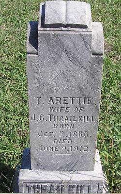 Tabitha Arettie <i>Bailey</i> Thrailkill