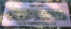 Mary Ellen <i>Lang</i> Groeper