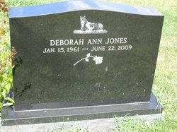Deborah Ann <i>Webb</i> Jones