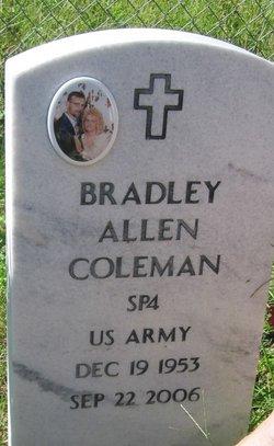 Bradley Allen Coleman