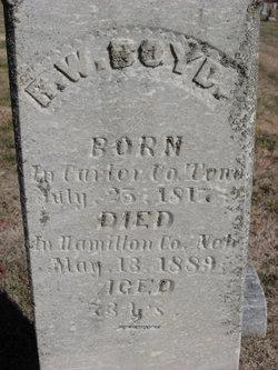 Robert Winchester Boyd, Sr