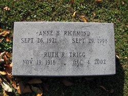 Anne Howell Richmond