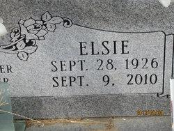 Elsie <i>Frye</i> Anderson