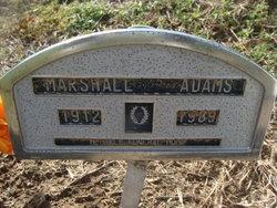 Marshall Leonard Adams