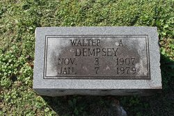 Walter A Dempsey