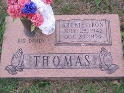Archie Leon Big Daddy Thomas