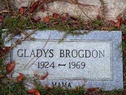 Gladys <i>Brogdon</i> Bennett