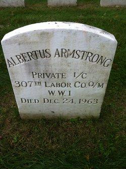Albertus Armstrong