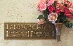 Charlotte B Abercrombie