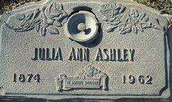 Julia Ann Ashley