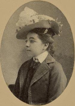 Angelina Agnes <i>Zerga</i> Gallatin
