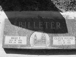 Celeste Gertrude <i>Pingree</i> Billeter