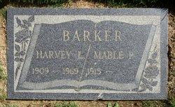 Harvey Lloyd Barker