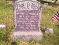 Amanda <i>Gemmell</i> Powell