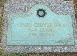 Henry Grover Belk