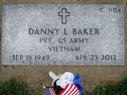 Danny L Baker