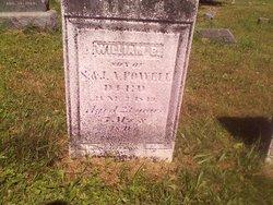 William B Powell