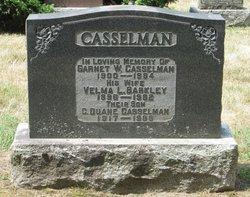 Velma Levica <i>Barkley</i> Casselman