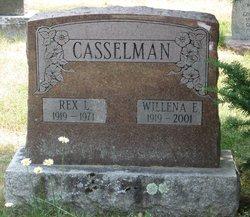 Willena Elsie <i>Paul</i> Casselman