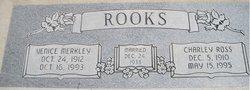 Charley Ross Rooks