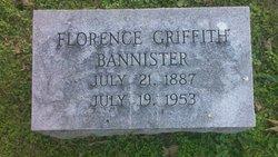 Florence <i>Griffith</i> Bannister